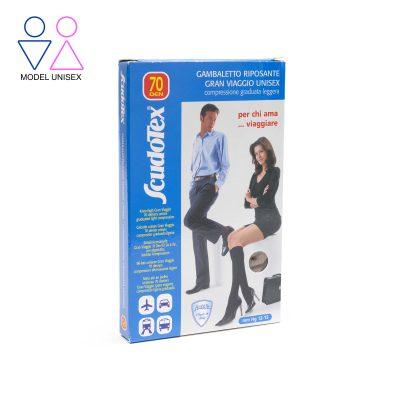 Ciorapi compresivi pentru calatorie 70 DEN Scudotex 481