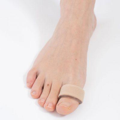 Protectie degete picioare cu gel