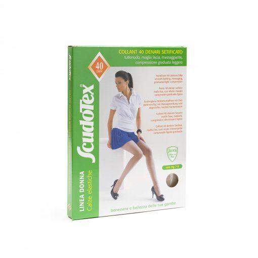 Ciorapi compresivi preventivi 40 DEN Scudotex 433