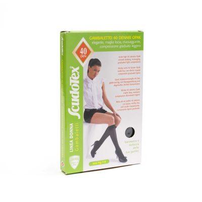 Ciorapi medicali pana la genunchi preventivi 40 DEN Scudotex 468