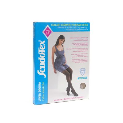 Ciorapi compresivi pentru gravide 70 DEN Scudotex 476